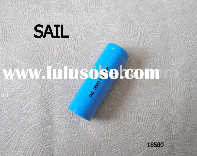 Rechargeable FlashLight Battery SAIL18500