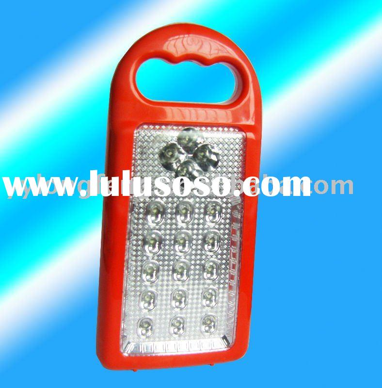 Rechargeable LED