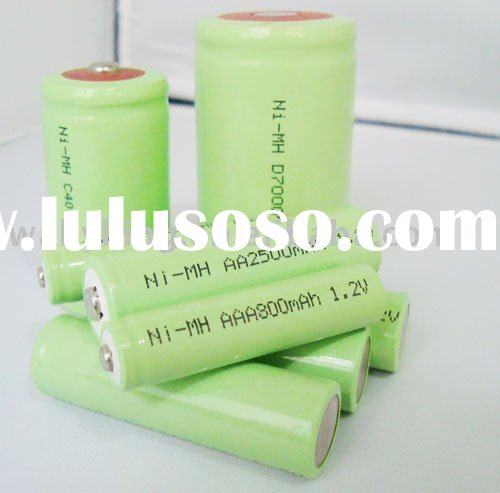 Rechargeable Nimh Flashlight Battery