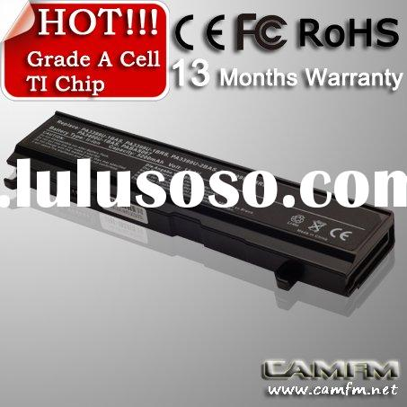 Replacement laptop battery for TOSHIBA A80 A100 A105 A110 PA3399U
