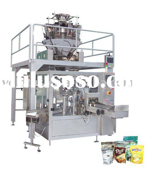 Series Full-Automatic Premade Pouch Packing Machine