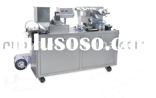 Small Flat-bed Blister Packing Machine DPB80