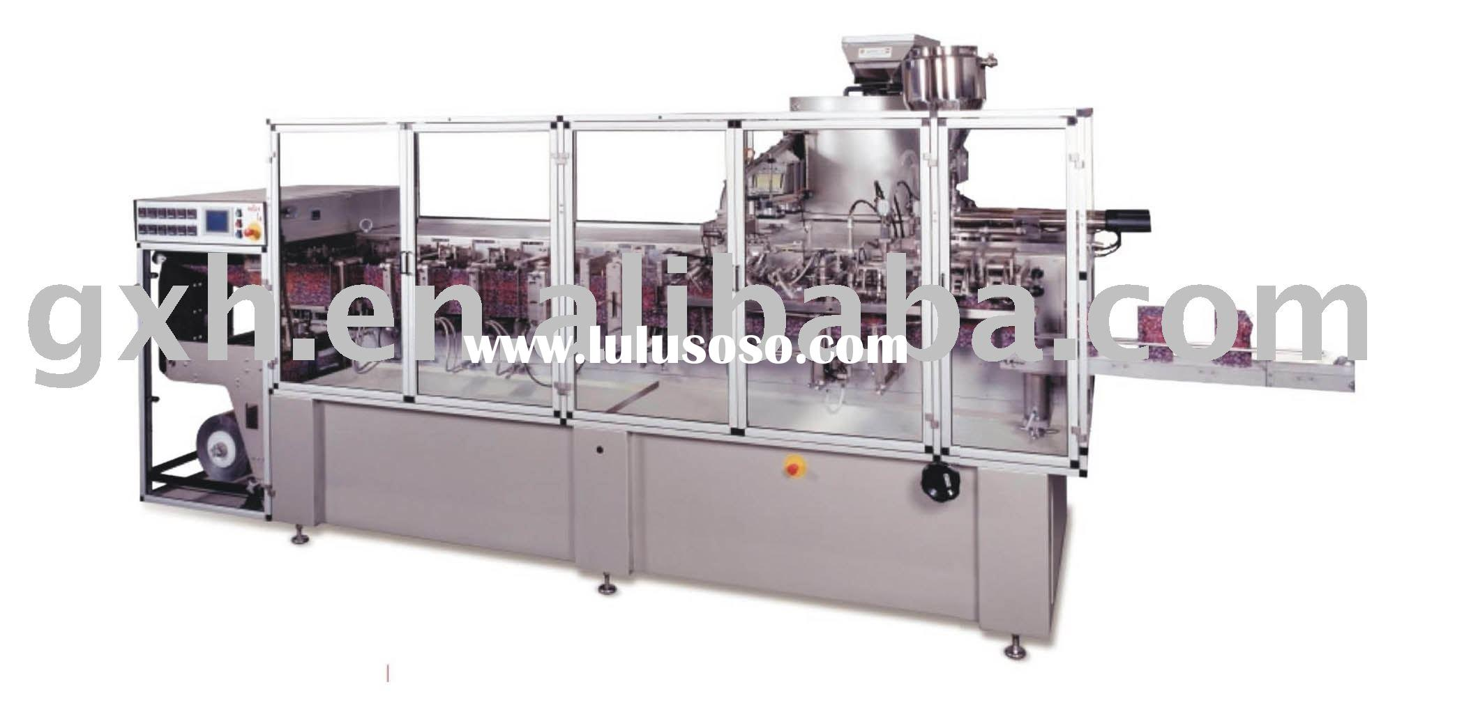 Spouted Pouch Packing Machine