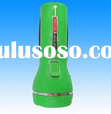 The best quality of rechargeable  LED flashlight
