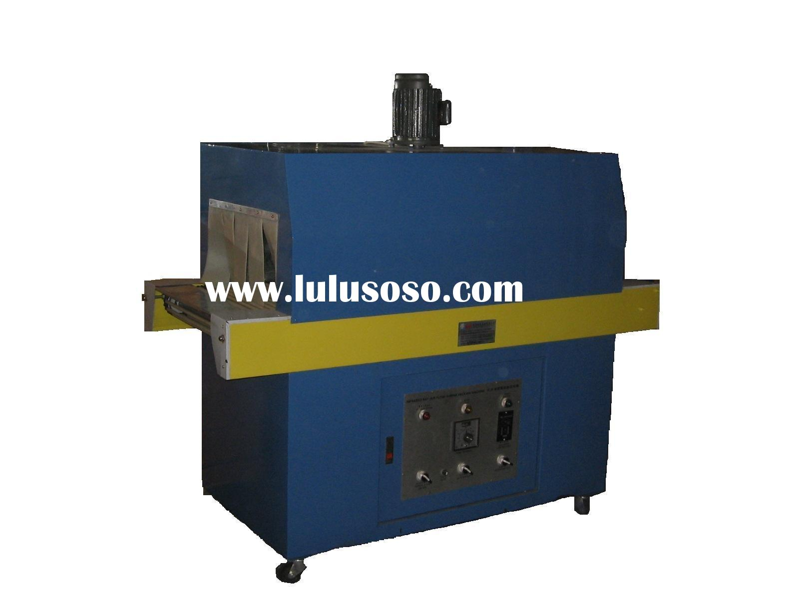Thermo shrink packaging machine