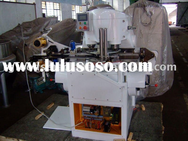 (new)YQ-I abnormal chocolate wrap and embossing machine,chocolate machine,candy machine