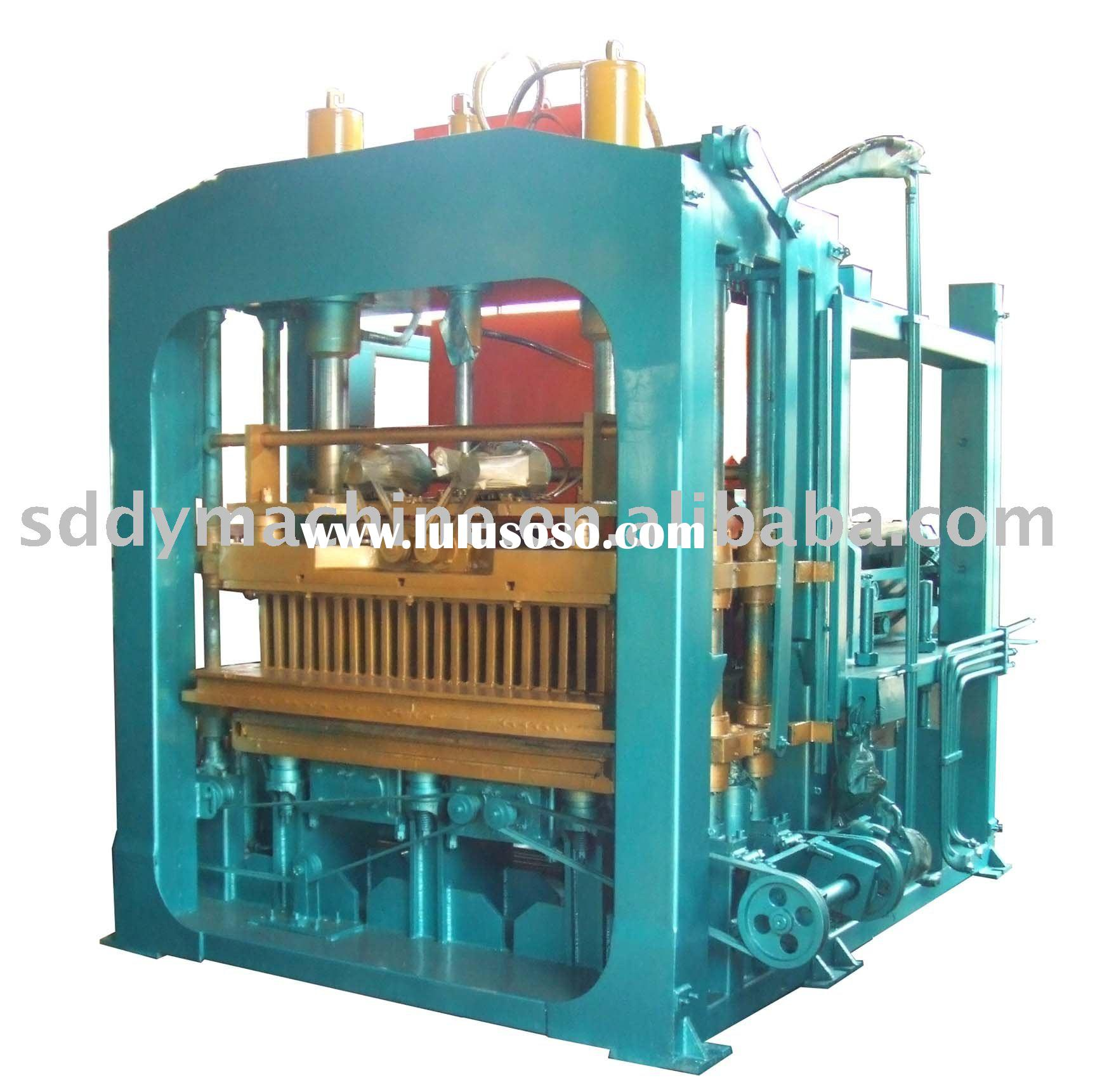 automatic brick machinery