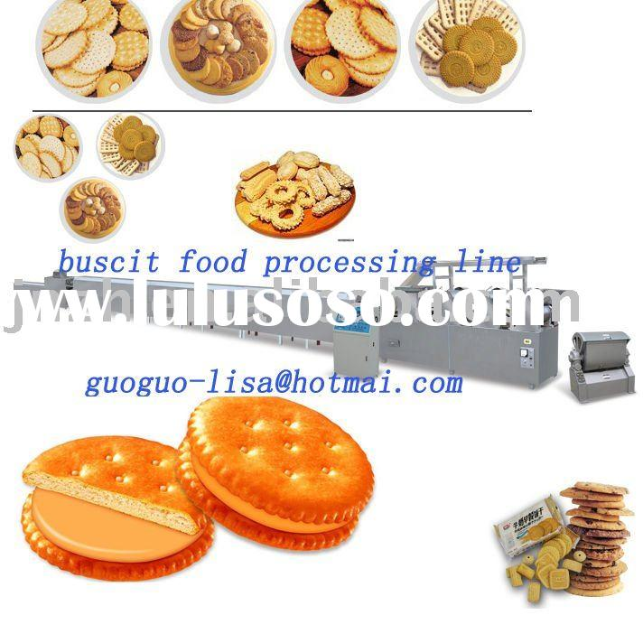 biscuit food processing line