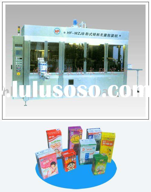brick type  packaging machines