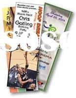 custom paper book marks