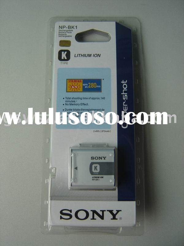 digital camera battery For SONY NP-BK1