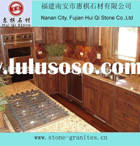 Grey Prefabricate Granite Countertops With Ogee Edge For Sale Price China Manufacturer