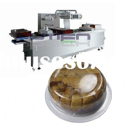 dry fruit thermoforming packaging machine 66