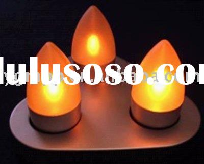 flameless Candle,christmas candle,rechargeable candle