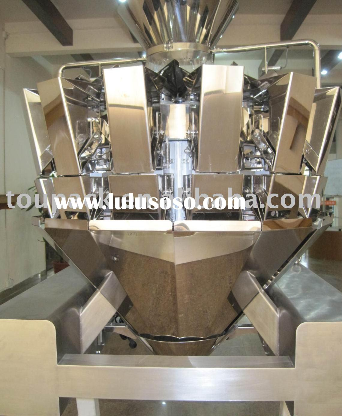 foods packaging machine