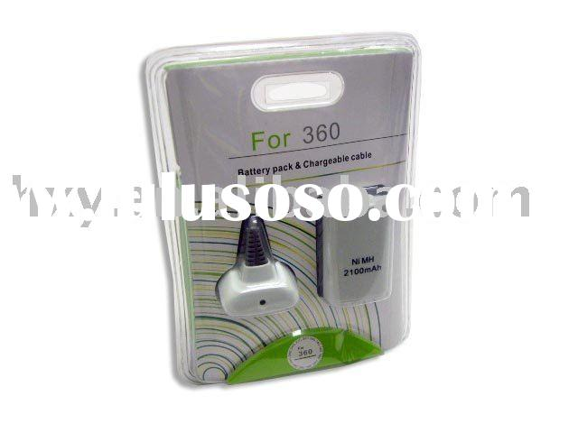 for xbox 360 battery