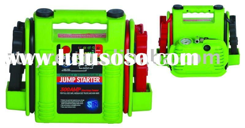 jump booster with air compressor
