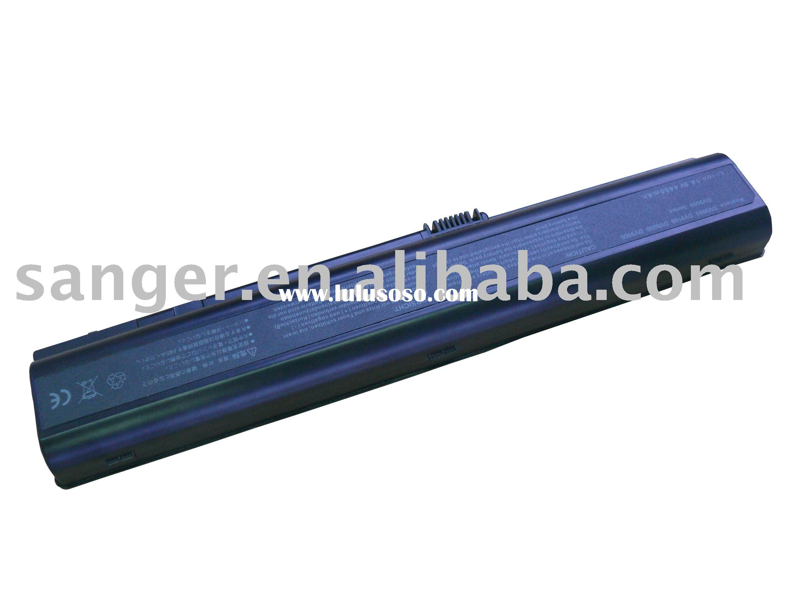 laptop battery HP-DV9000