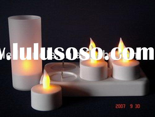 led rechargeable candle