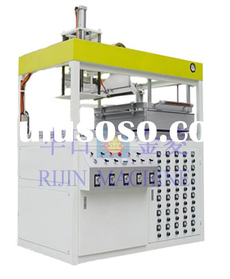 manual blister vacuum forming machine