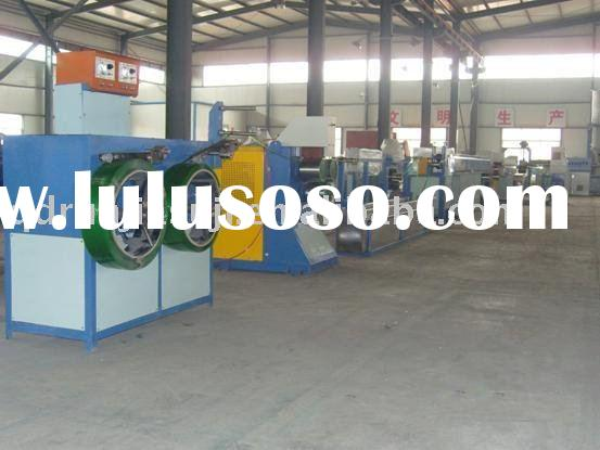 plastic  packaging strap  machine