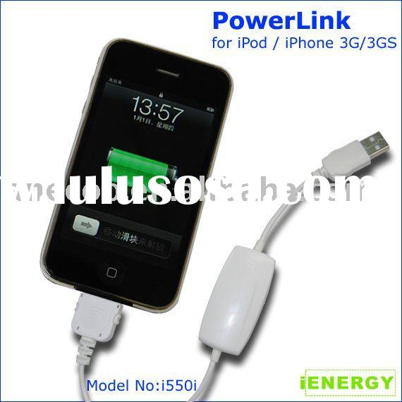 pocket rechargeable power supply