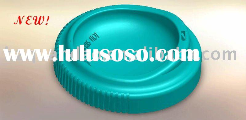 porcelain silicone cup lid