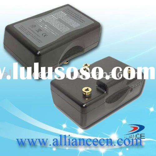 professional camcorder battery pack for Sony(G mount )