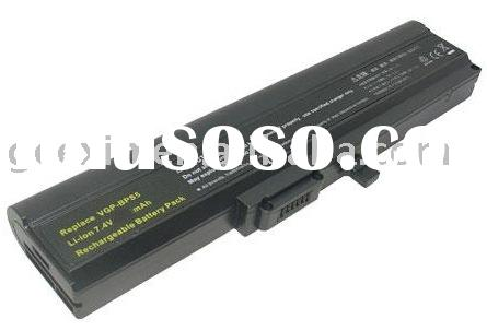 rechargeable battery,lithium battery,battery pack for Sony vaio