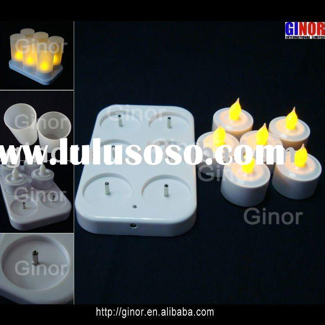 rechargeable electric candle