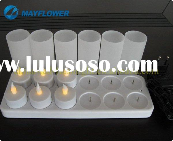 rechargeable electric candle light