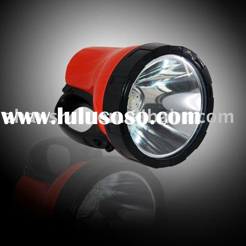 rechargeable high power led lenser flashlight