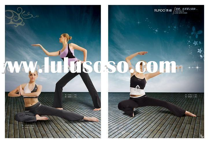 yoga suits hot selling