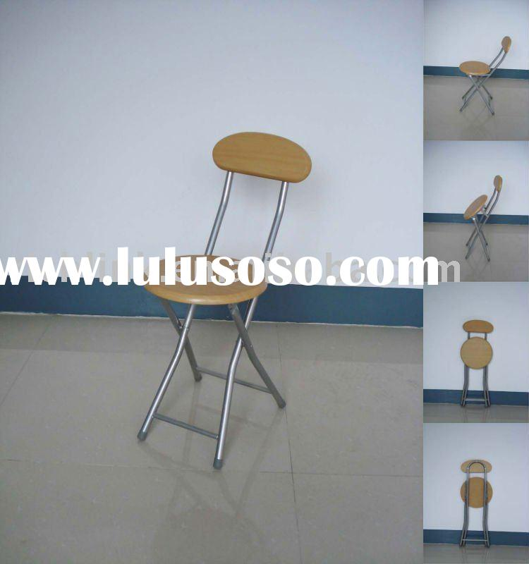 Antique Folding Director Small Chair
