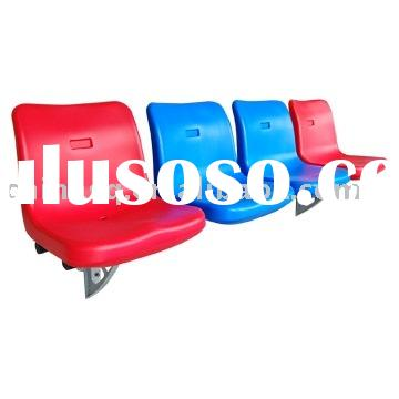 Blow molded,stadium seating,outdoor,bleacher chair SQ-5017