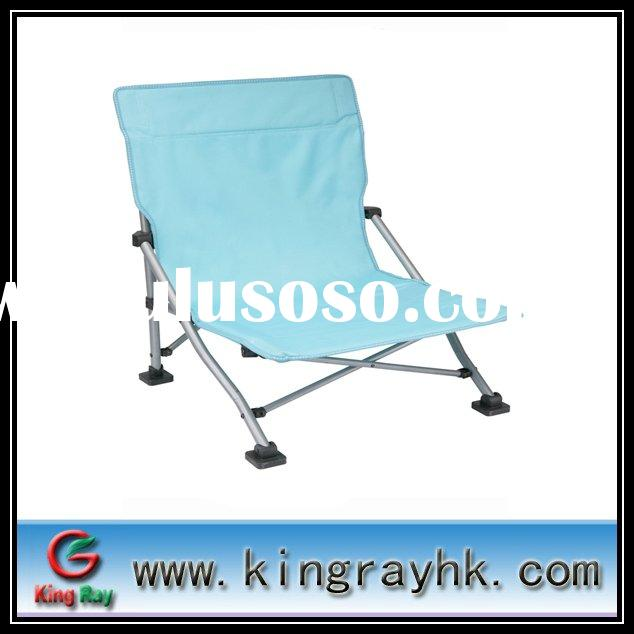 Blue used folding chairs