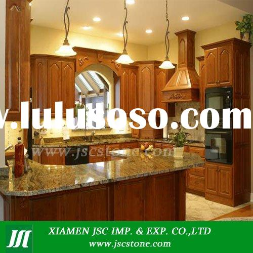 Brazilian Ornamental Granite Countertop
