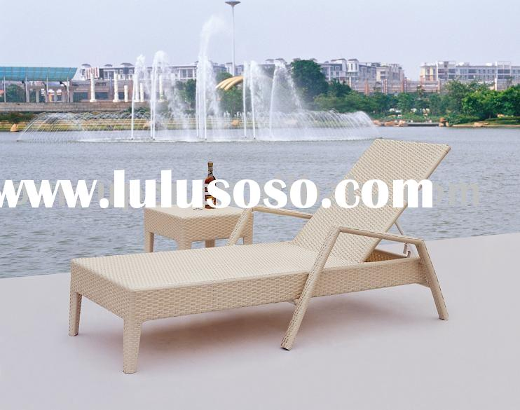 Telaweave folding chaise lounge by telescope for sale for Chaise lounge beach