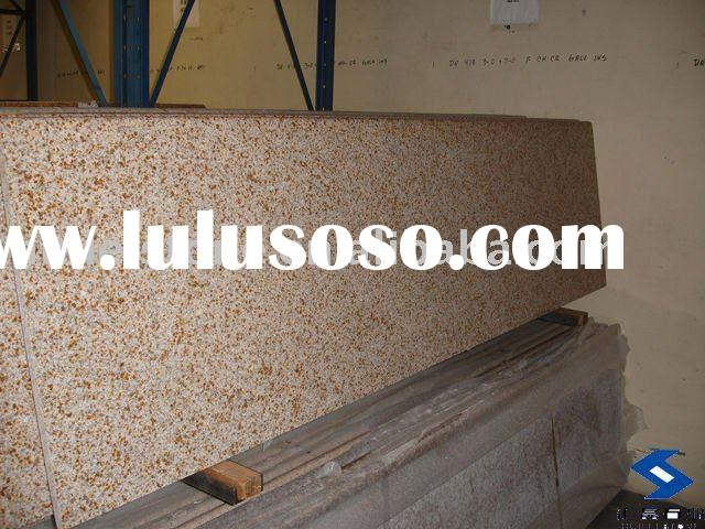 China Yellow Granite Countertop
