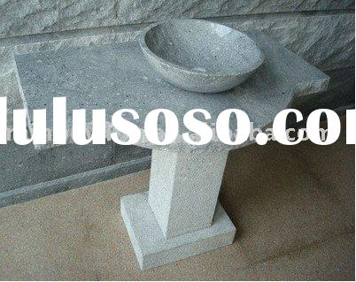 Granite sinks and countertop
