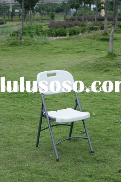 Outdoor Plastic Folding chair--BXC53