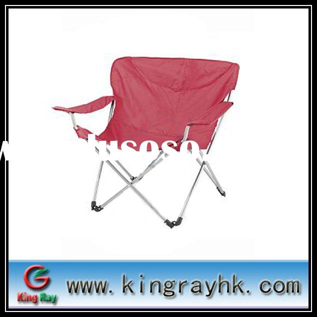 Red used folding chairs