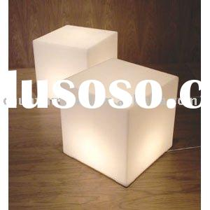 Roto-moulded plastic lightbox