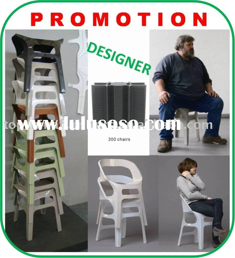 Stackable Outdoor Plastic Chair