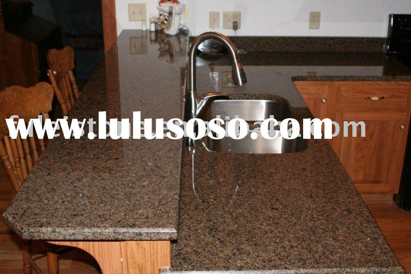 Tropical Brown Countertop
