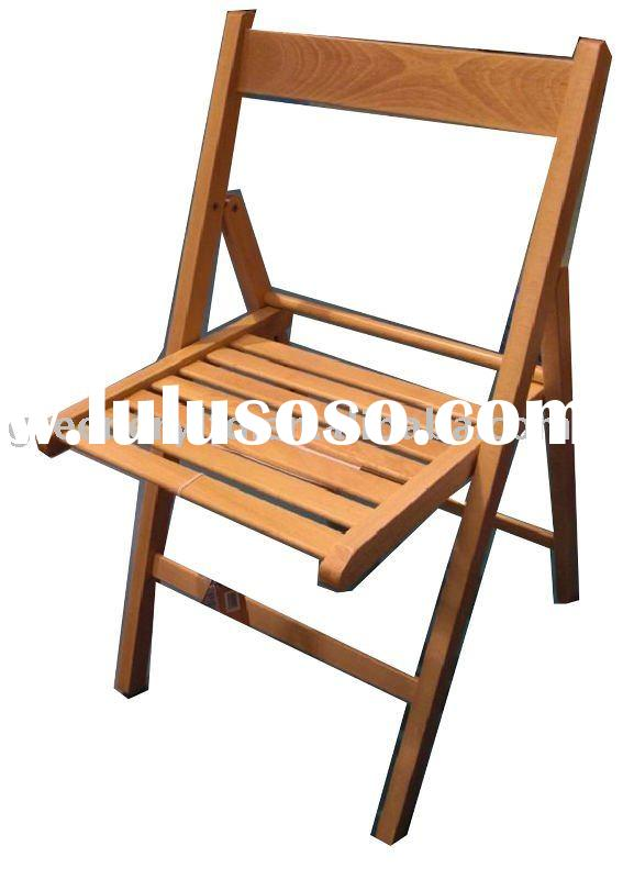 Wooden Folding Dining Chair