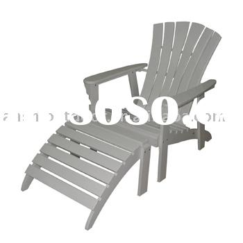 Wooden leisure chair