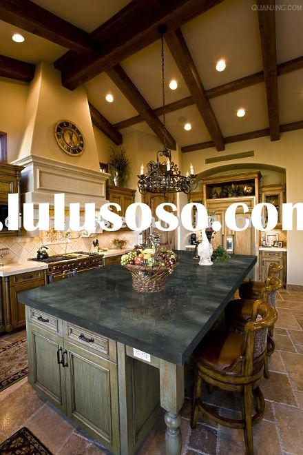 kitchen crystal glass countertops