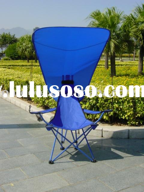 outdoor canopy chair