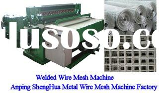 welded wire mehsmachine